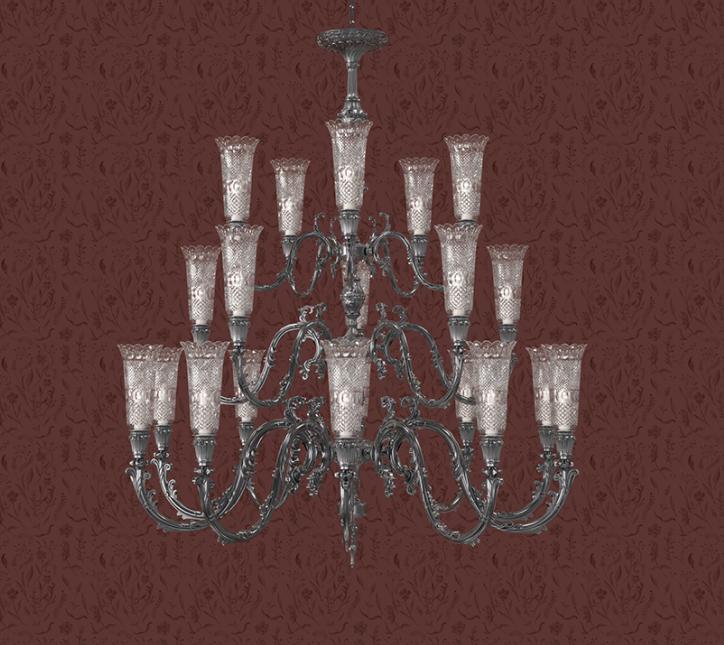 chandelier accessories stellare grande