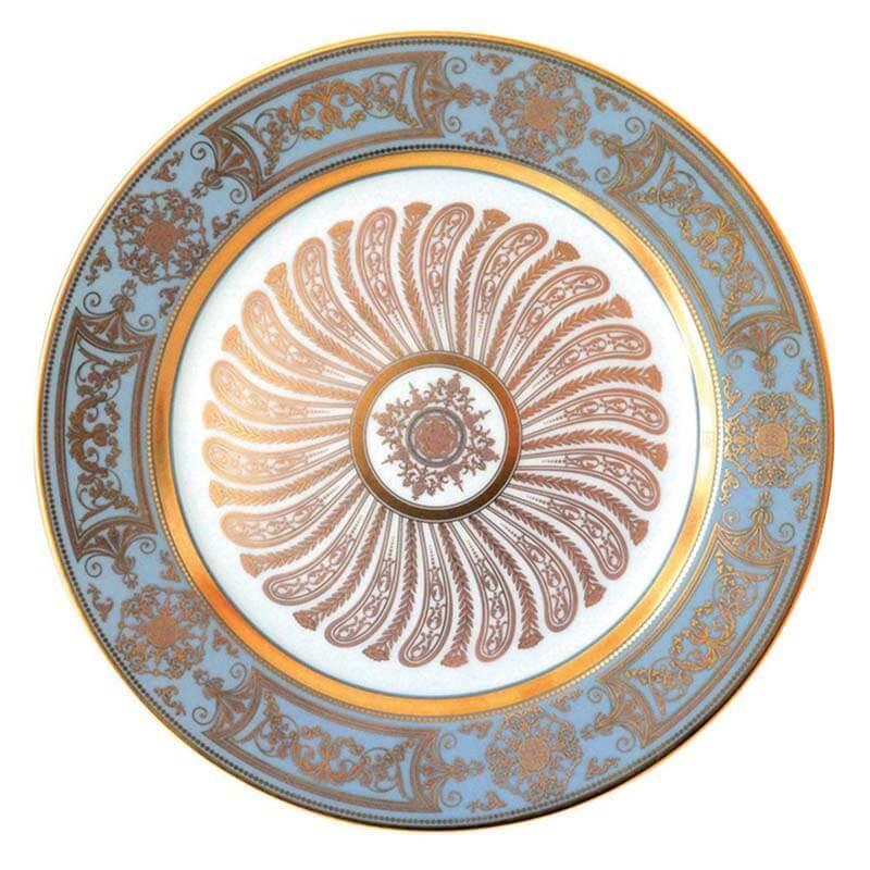AUX ROIS FLANELLE SALAD PLATE