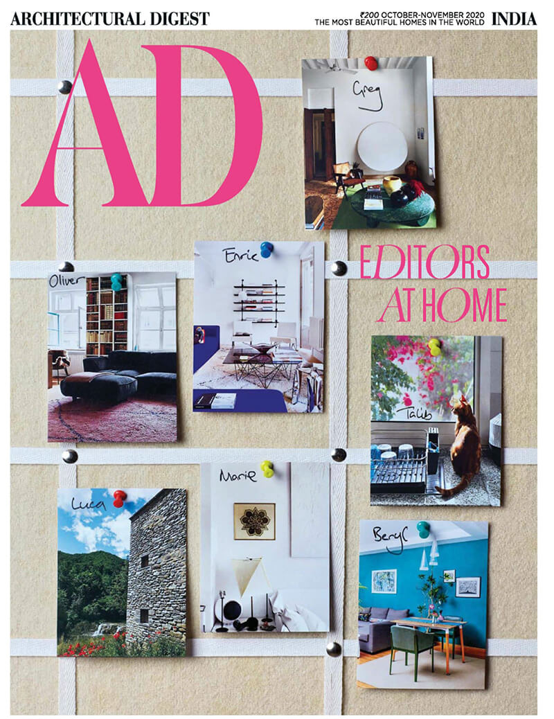 Architectural Digest - February-1