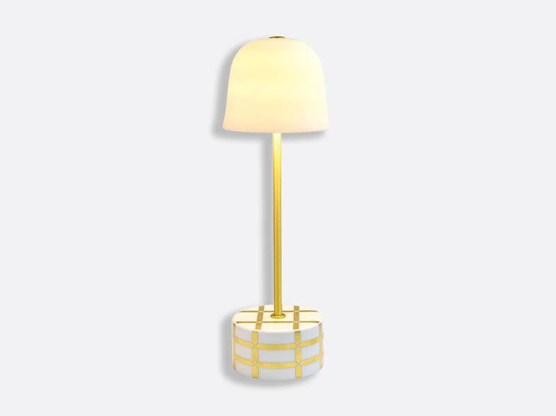 CAMPANULE MAILLAGE GOLD LAMP