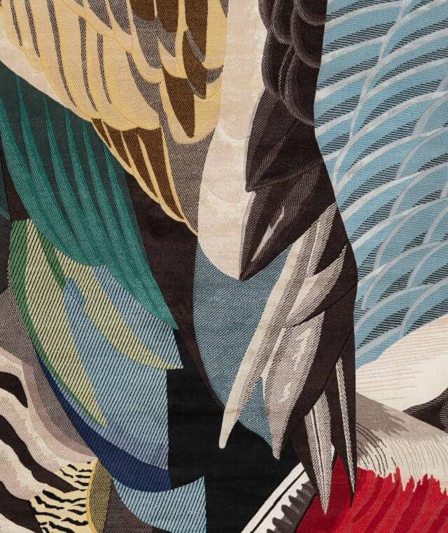 CC-Tapis, Feathers