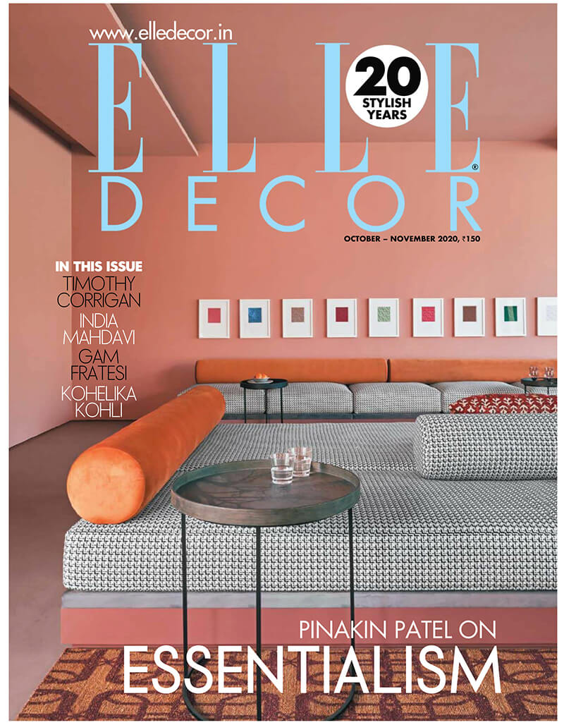 Elle Decor Magazine- October- 2020-1