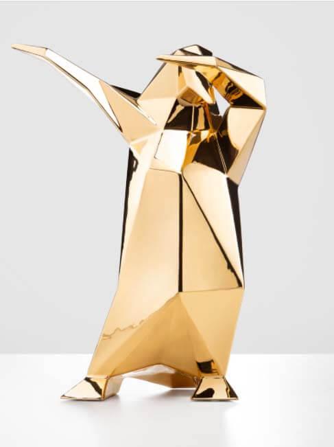 Gold Penguin