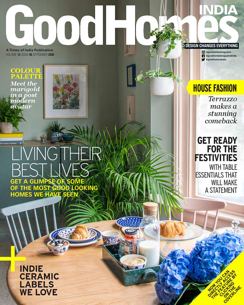 Good Homes- Cover Page- September- 2020
