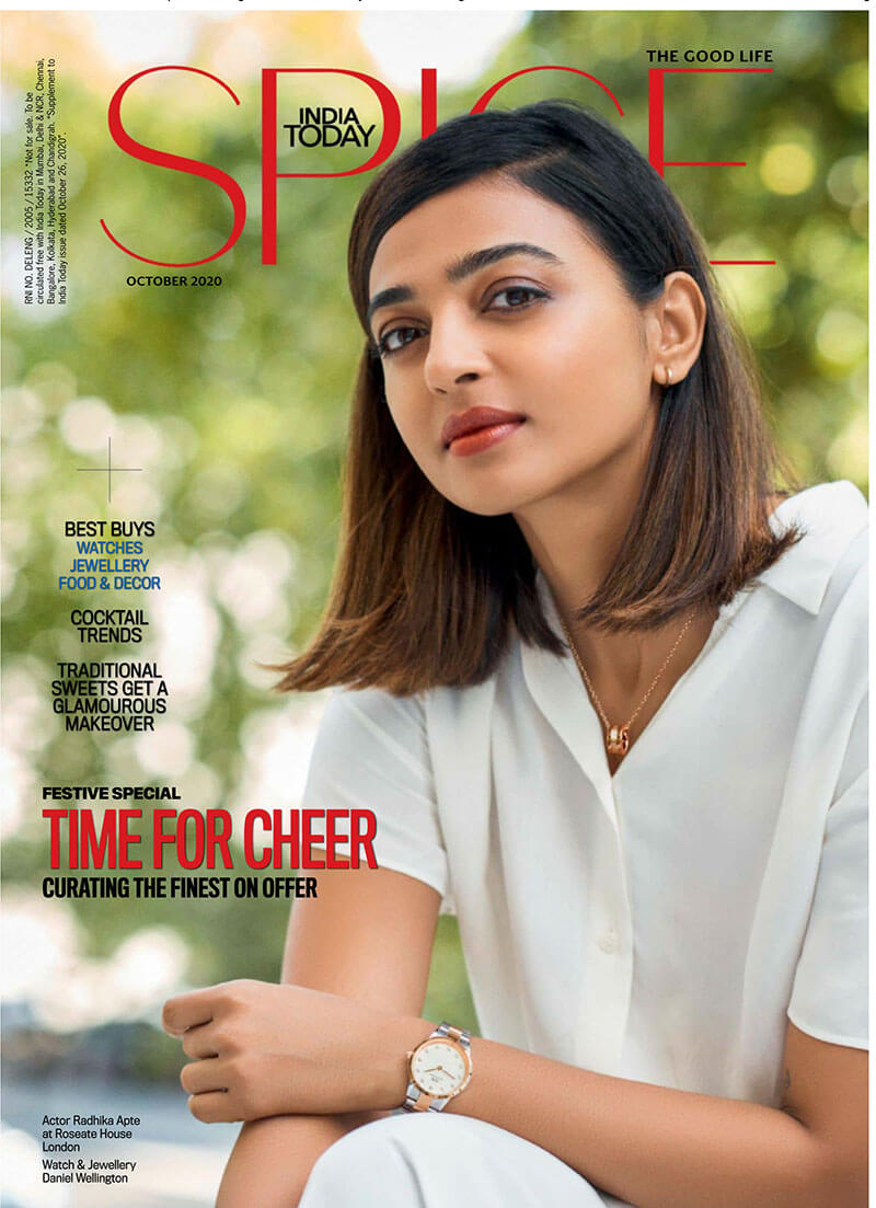 India Today Spice-Cover Page- October-2020