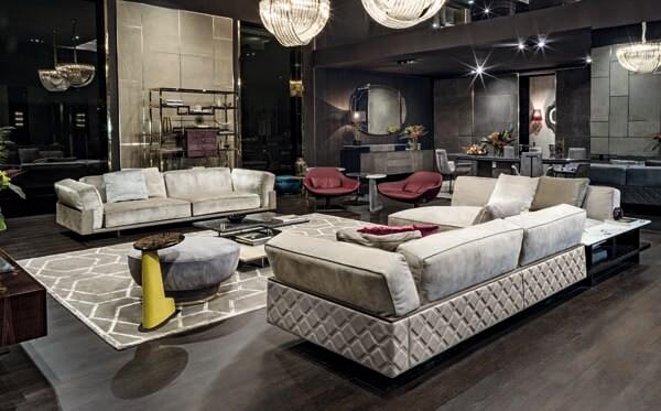 Longhi Sofa