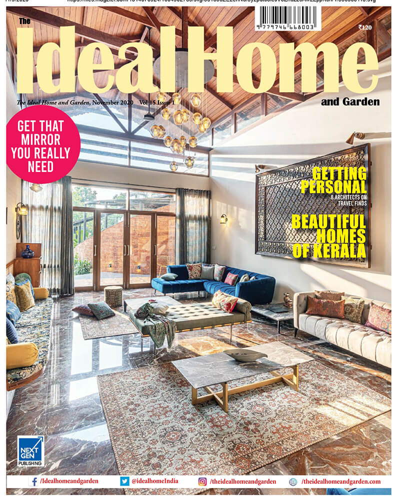 The Ideal Home And Garden- Cover Page- November-2020-1