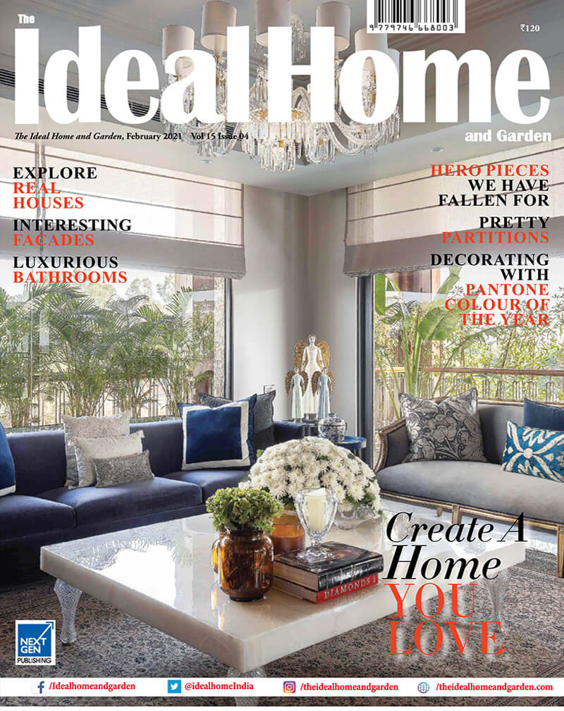 The Ideal Home and Garden Magazine-Feb-1